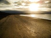 Woolacombe beach.