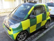 Mini Ambulance.