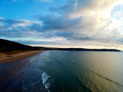 Woolacombe by DH Drones