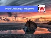 PHOTO CHALLENGE: reflections