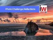 PHOTO CHALLENGE: reflections