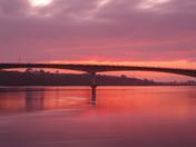 Barnstaple Sunset