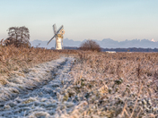 The path to Thurne