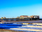 Iconic Cromer Pier