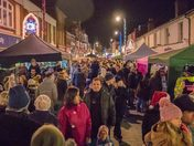 Felixstowe Christmas Lights Switch-on 02 December 2017
