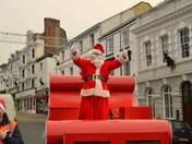 Bideford Christmas Lights Switch On 2017