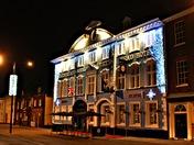 King Lynn Christmas lights
