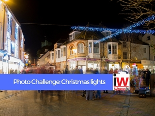 PHOTO CHALLENGE: Christmas Lights