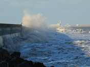 Lowestoft north wall today
