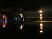 "Clevedon Marlens ""Light Up The Lake"""