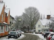 Snowy Boxford