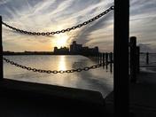 Early Morning Cycle, Marine Lake, WsM