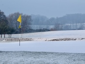 Winters day on Outney Common, Bungay
