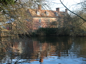 Flatford  in winter
