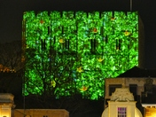 Norwich Castle Illumnations