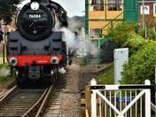 Sheringham steam train