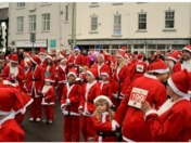 1000's of Santa's delivering hope