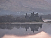 Sunrise at Loch Awe, Scotland