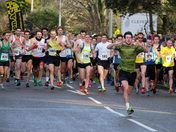 Clevedon Boxing Day Run
