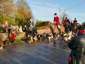 Hadleigh Boxing day Hunt 2017