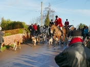 More Hadleigh Boxing day Hunt 2017