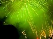 Fireworks Happy New Year