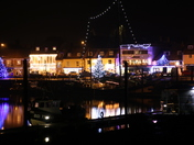 Christmas: Wells_next-The-Sea Harbour
