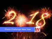 PHOTO CHALLENGE: New Year