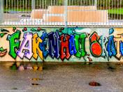 Graffitti or Art !!