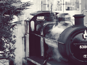 The old steamer