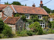 Pretty Cottage. Church End South Creake