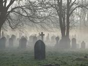 Atmospheric Pics Of Lowestoft Cemetery