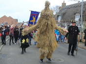 The Whittlesey Straw Bear