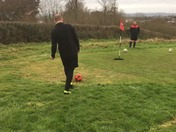 FootGolf on the Exe