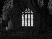 Bradfield St.Clare Church