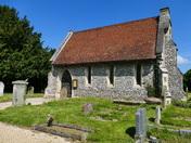 Little Church At Fakenham