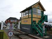 Signal Box Sheringham