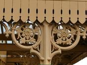 CIRCLES. Canopy At Sheringham  Station