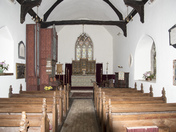 The Church of St Mary Swilland Suffolk
