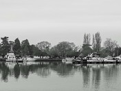 Morning walk at Oulton Broad