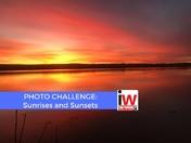 PHOTO CHALLENGE: Sunrises and Sunsets