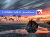 PHOTO CHALLENGE: Sunrise to Sunset