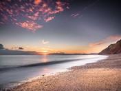 Branscombe Sunset