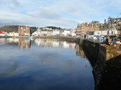 Lovely sea at Oban