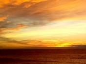 Sunrise at Lowestoft