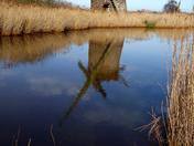 Reflection of mill
