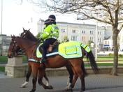 Mounted Patrol.