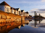 Royal Sands, Reflections and People.