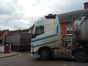 Lorries in Boxford
