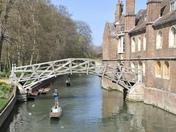 The Mathematical bridge